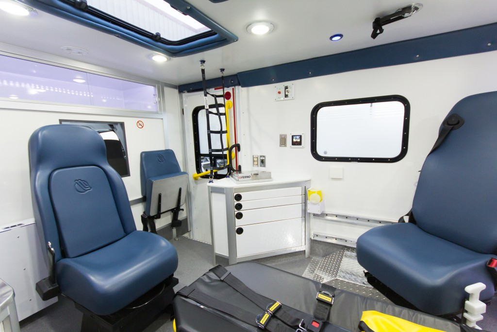 Featured Ambulance